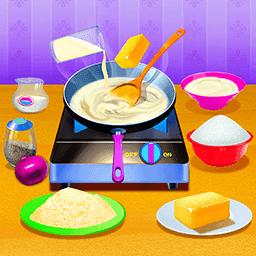 厨房美食烹饪制作