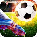 模拟足球射门