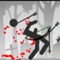 火柴人弓箭手:血腥战斗