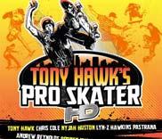 托尼霍克滑板HD